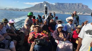 Zuid-Afrika Ouderencentrum Kaapstad