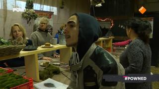 'In Syrië hebben we geen kerst. Alleen woestijn.'