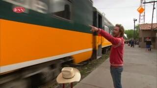 3 Op Reis: Chris met de trein door Mexico