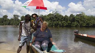 Erica Op Reis - Suriname