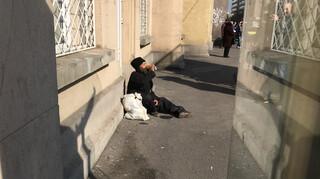 Daklozen in Roemenië