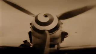 Oorlogsvliegtuigen in het IJsselmeer