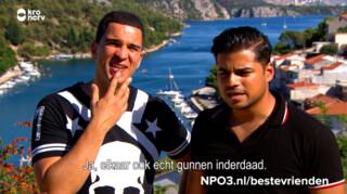 Waarom Rayen Panday & Nabil Aoulad Ayad Beste Vrienden zijn?