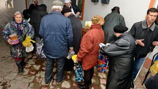 Voedselbank Chisinau Moldavië
