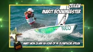 Zappsporter v/h jaar: Marit Bouwmeester