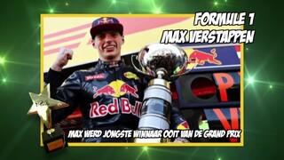 Zappsporter v/h jaar: Max Verstappen