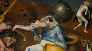 Jheronimus Bosch - geraakt door de duivel