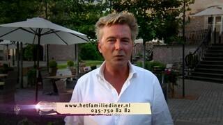 Oproep Bert van Leeuwen voor het Familiediner