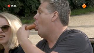 Cursus erotisch rookworst eten