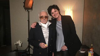 Tijd voor MAX ontmoet Charles Aznavour