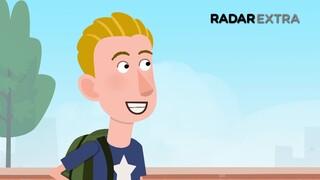 Radar Extra: Het beroepsonderwijs. Animatie het vmbo