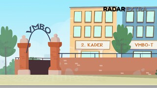Radar Extra: Het beroepsonderwijs. Animatie onderwijsinspectie