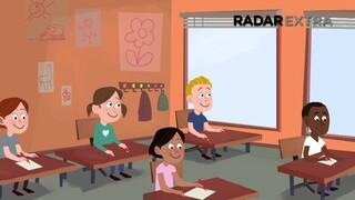 Radar Extra: Het beroepsonderwijs. Animatie basisschooladvies