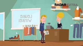 Radar Extra: Het beroepsonderwijs. Animatie vmbo naar hbo