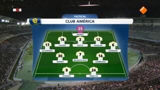 Nos Sport Wk Voetbal Clubteams - Halve Finale Wk Voetbal Clubteams