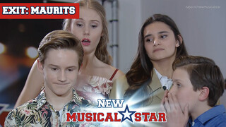 Exitvideo Halve Finale | New Musical Star