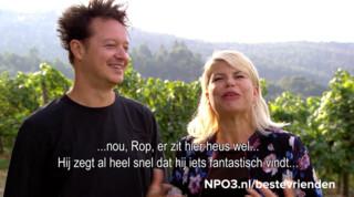 Waarom Rop en Anne-Marie vrienden zijn?