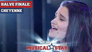 Cheyenne - Heel Alleen (Les Misérables)   New Musical Star