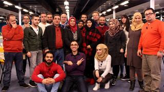 Special: De vluchtelingen van 2015 weer bij elkaar