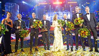 DJ Netsky sluit Sportgala feestelijk af