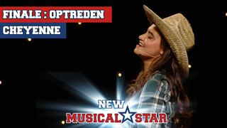 Finale optreden | Cheyenne