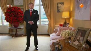Kersttoespraak Koning Willem-alexander Met Gebarentolk - Kersttoespraak Koning Willem-alexander