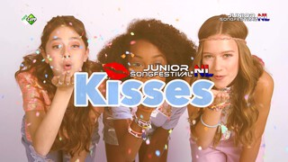 Kisses steunt Serious Request | Juniorsongfestival.NL