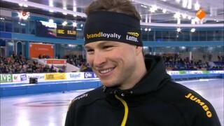 NOS Sport Schaatsen KPN NK Afstanden