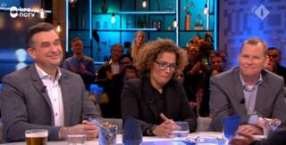 Jinek - Arnon Grunberg, Emile Roemer, Lucia Rijker, Jan Hamming