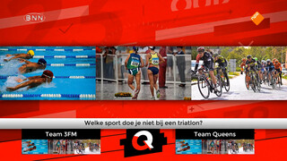 'Wat is een triatlon?'