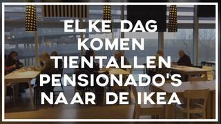 Deze IKEA-familie ontbijt iedere dag voor een euro