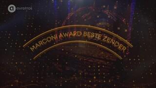 Gouden RadioRing 2016 - Marconi Award voor Beste Zender