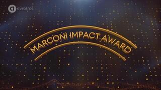 Gouden RadioRing 2016 - Marconi Impact Award