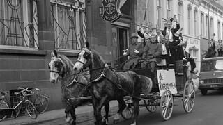 Illegaal carnaval in Tilburg
