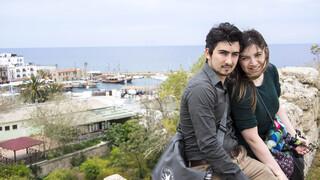 Birsen en haar vriend Mehmet