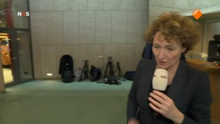 NOS Kamerdebat positie minister van der Steur
