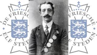 1917: Eerste beelden Elfstedentocht