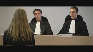 Het Klokhuis Scheiden: De Rechtbank