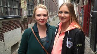 Lisa en Jelka van Houten