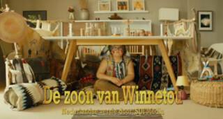Trailer Zoon van Winnetou