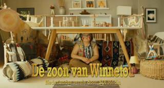 De zoon van Winnetou