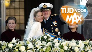 Tijd voor MAX Koning Willem-Alexander en Koningin Máxima 15 jaar getrouwd