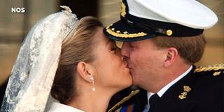 Vijftien jaar getrouwd... Gefeliciteerd!