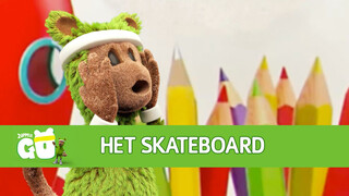 Zappelin Go - Joe En Het Skateboard
