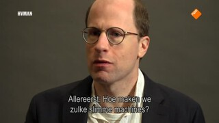 Nick Bostrom over technologie