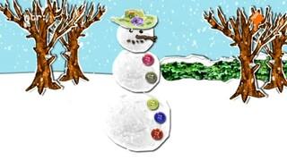 Hoelahoep - Sneeuwsporen