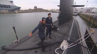 Het Klokhuis - Onderzeeboot