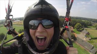 Het Klokhuis - Paragliden