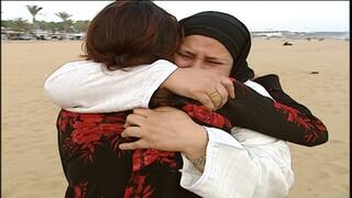 Uitzending met het verhaal van Fatima en Latifa