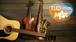 Tijd voor MAX Muzikale uitzending met KLUBBB3 en meer!